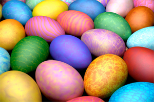 Rescheduled: Annual Easter Egg Hunt @ Entrance Common Area