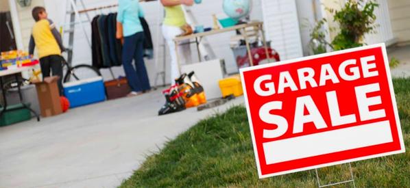 City-wide Garage Sale - Hampton Place, North Ridgeville OH